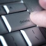laptop delete key
