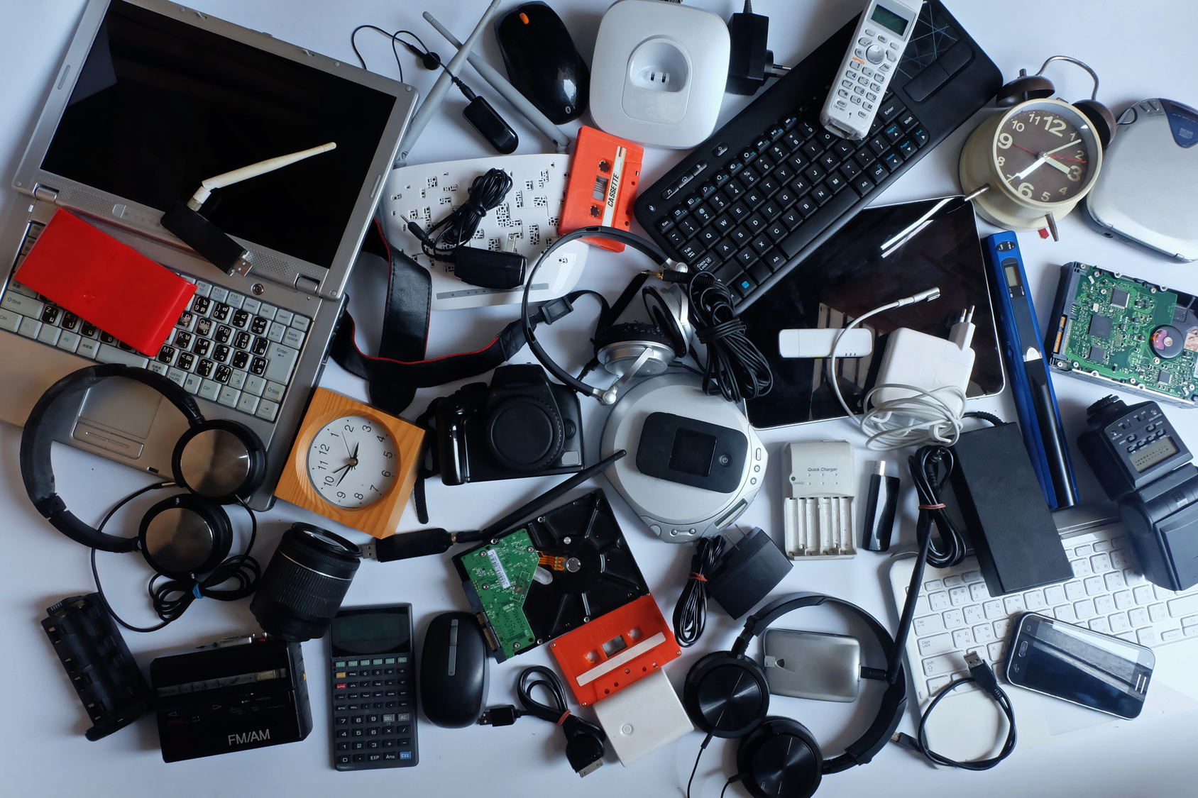 Recycling eWaste is Easier Than Ever