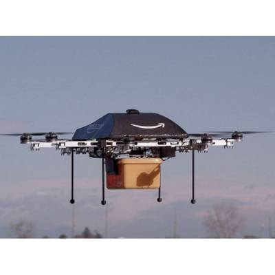 Amazon Suggests Drone Deliveries Not Far Off