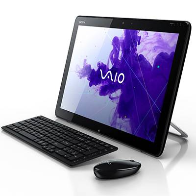 Desktop + Tablet = Sony Vaio Tap 20