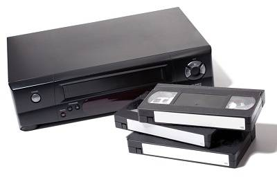 Do you Still Use a VCR?