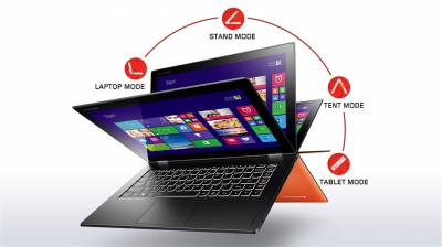 Stretching the Possibilities with the Lenovo Yoga 2 Pro
