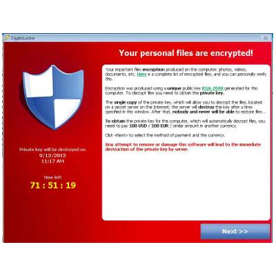 Trojan:Win32/Crilock.A Nasty Ransomware You Need to Guard Against