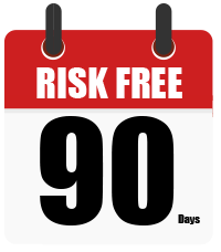directive 90day risk free icon